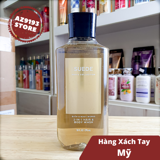 Tắm Gội Nam Bath And Body Works  Suede 2in1 295ml