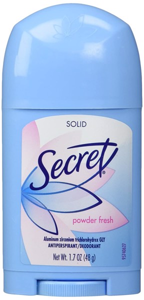 Sáp Khử Mùi Secret Powder Fresh 48g