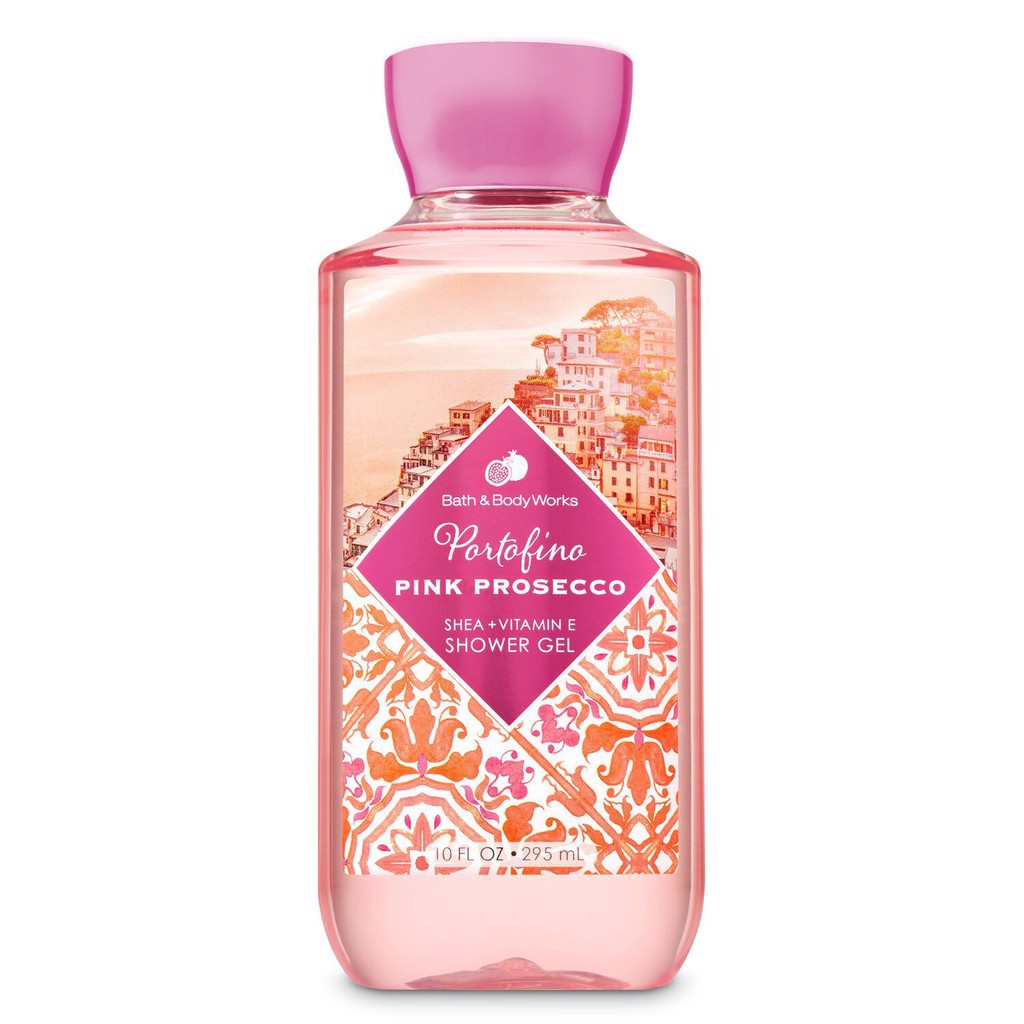 Gel Tắm Bath And Body Works PINK PROSECCO 295ml