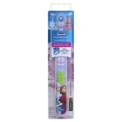Bàn Chải Oral B Disney Frozen Pin