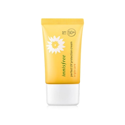 Chống Nắng Innisfree Perfect UV Triple Care 50+ 50ml