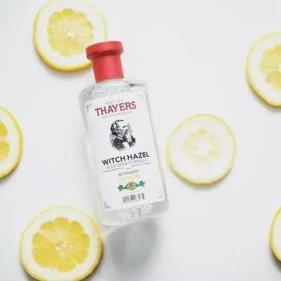 Nước Hoa Hồng Thayers Lemon 355ml