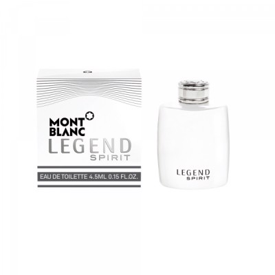 Nước Hoa MontBlanc Legend Spirit EDT 4.5ml