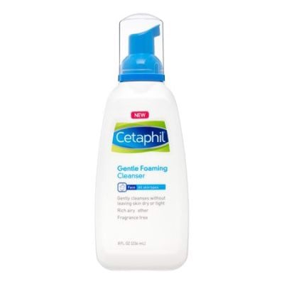 Rửa Mặt Cetaphil Gentle Foaming Cleanse 236ml