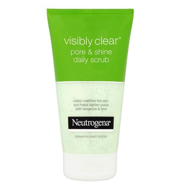 Rửa Mặt Neutrogena Visibly Clear Shine & Pore 150ml
