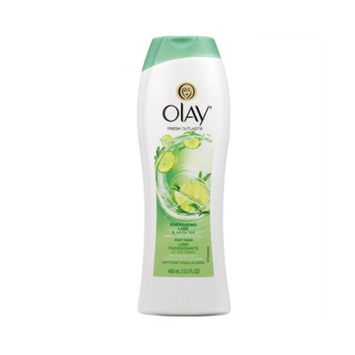 Sữa Tắm Olay Energizing Lime & White Tea 650ml