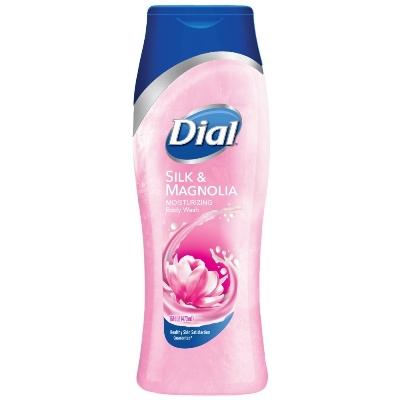 Sữa Tắm Dial SILK AND MAGNOLIA 473ml - Hàng Mỹ