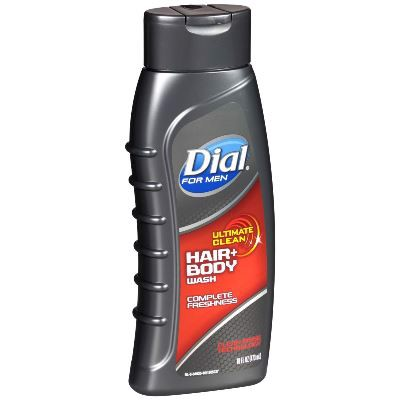 Tắm Gội Dial For Men Ultimate Clean 473ml
