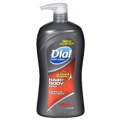 Tắm Gội Dial For Men Ultimate Clean 946ml