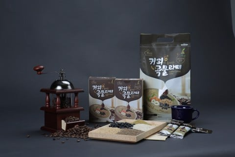 NGŨ CỐC COFFEE LATTE 300G N-CHOICE