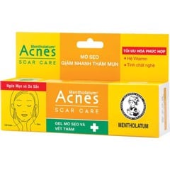 ACNES SCAR CARE (MỜ THÂM, LIỀN SẸO) (TUBE/12G)