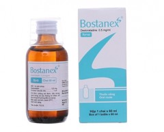 Bostanex - Boston siro chai 60ml