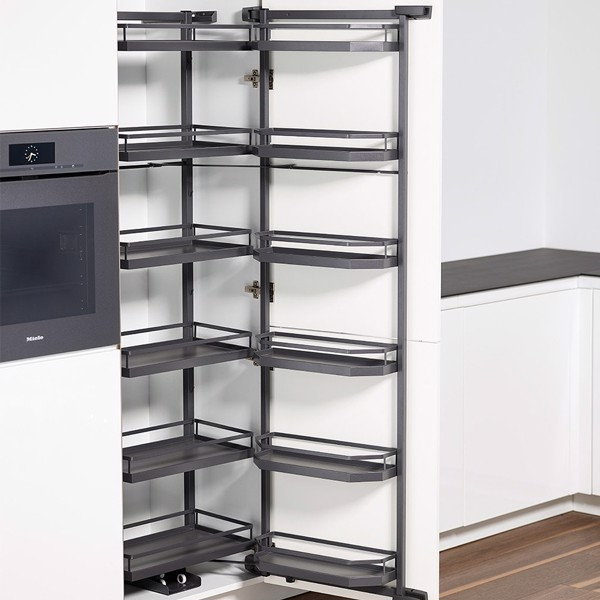 TANDEM PANTRY ANTHRACITE