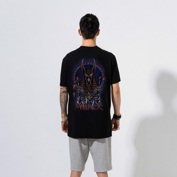 Anubis the god of the dead tee áo thun cao cấp