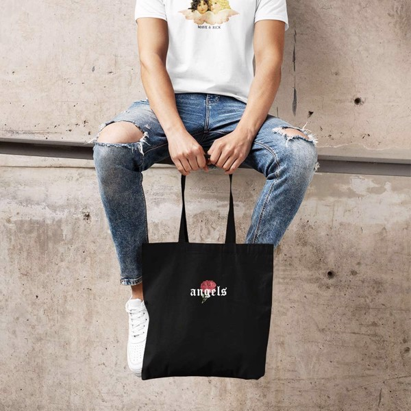 Tote bag Rose Angel