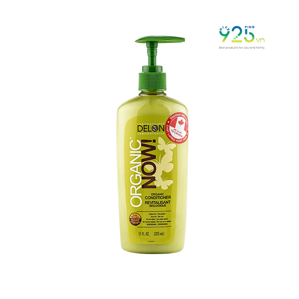 Dầu Xả DELON Organic Now - Organic Now Conditioner (325ml) KD-45