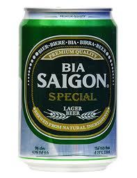 SAIGON SPECIAL (Saigon Special Beer)