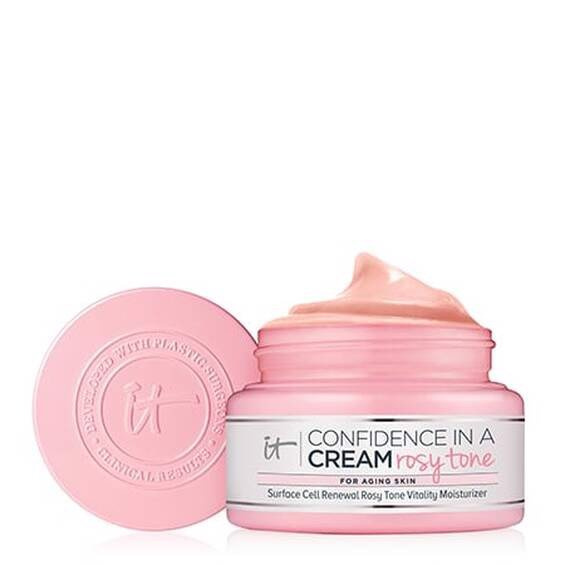 Confidence in a Cream Rosy Tone Moisturizer