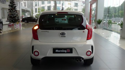KIA Morning SI 2019