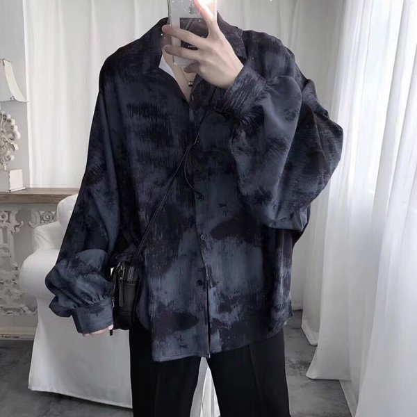 AS639 Dài Wax Tie Dye