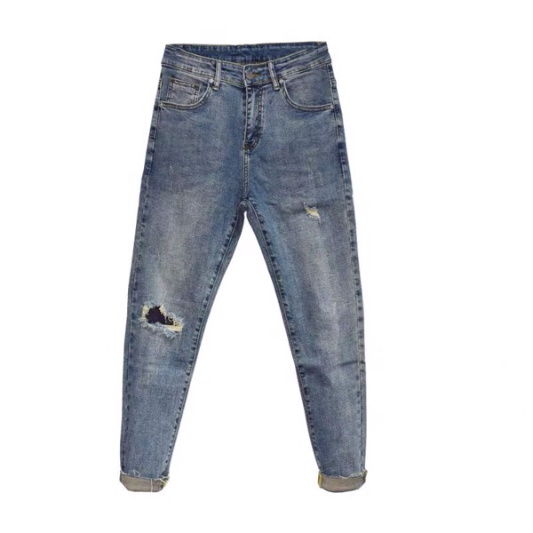 QJ453 Denim Rách