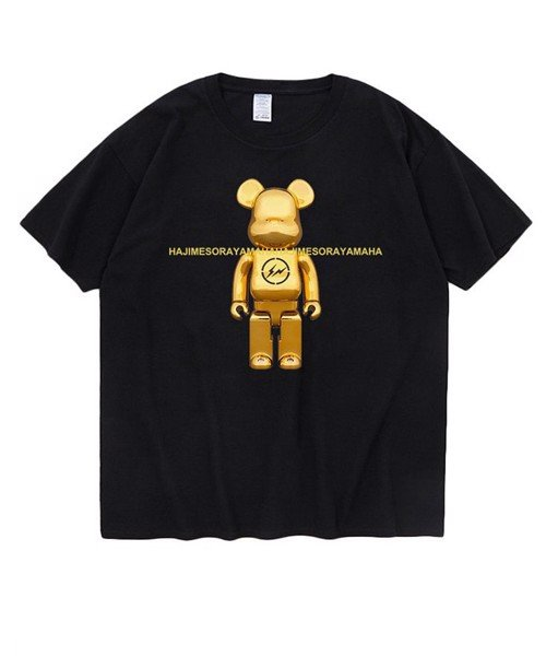 ATN222 BearBrick Gold