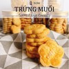 COOKIE TRỨNG MUỐI