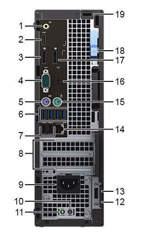 Dell Precision Tower 3420 XCTO BASE - 1225 V6