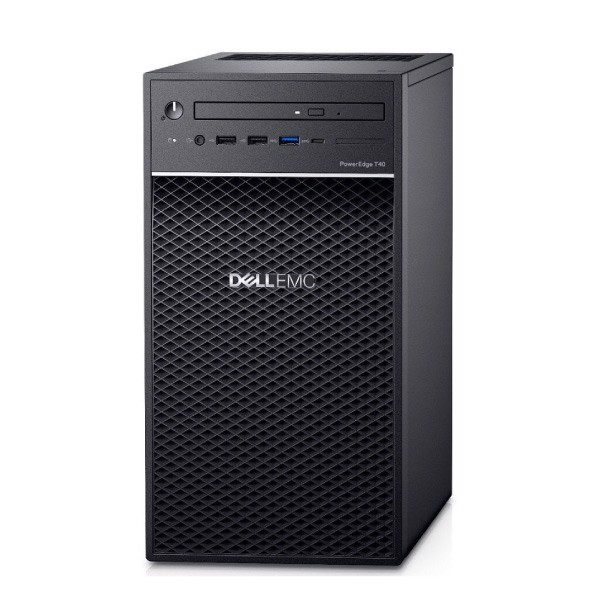 Máy chủ Dell PowerEdge T40 E-2224G/1Tb/8Gb