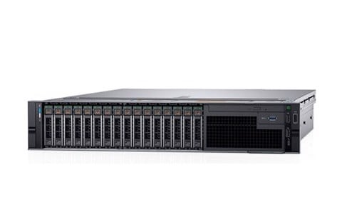 Máy chủ Dell PowerEdge R740 Silver 4214/1.2Tb/16Gb