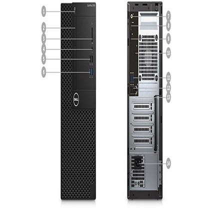 PC DELL OPTIPLEX 3050 SFF