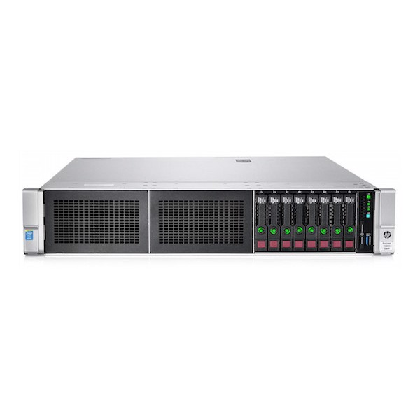 HP ProLiant DL380 Gen9 E5-2620v4-2.1GHz-1P-8C/16GB/8SFF (719064-B21)