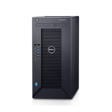 Dell PowerEdge T30/ E3-1225 v5/ 4Core/ 80W/ 3.3GHz/ 8GB/ 1TB ( 4 x 3.5
