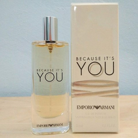 Nước Hoa Because It's You Emporio Armani Eau De Parfum 15ml