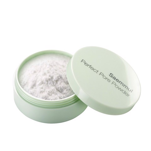 Phấn Phủ Kiềm Dầu The Saem Perfect Pore Powder
