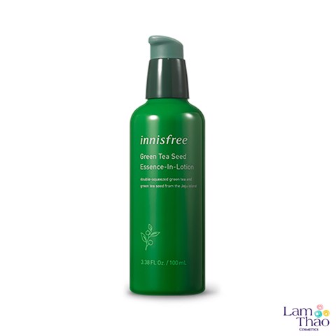 Sữa Dưỡng Innisfree Green Tea Seed Essence-In-Lotion