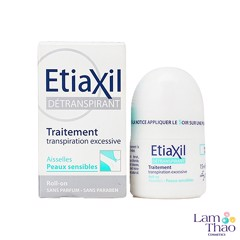 Lăn khử mùi Etiaxil Detranspirant Traitement Roll-On