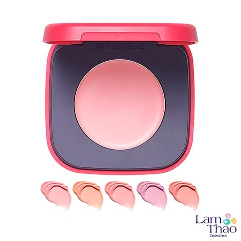 Má Hồng Milimage Bashful Blusher