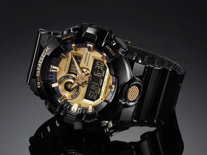 G-Shock GA-710GB-1ADR