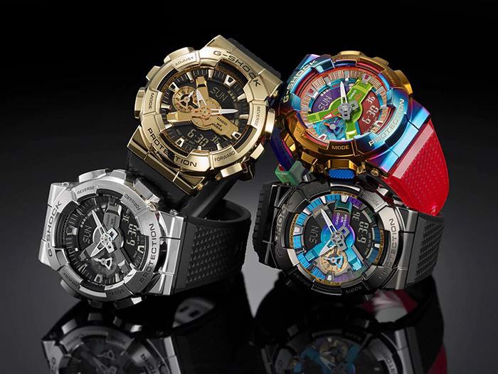 G-Shock GM-110RB-2ADR