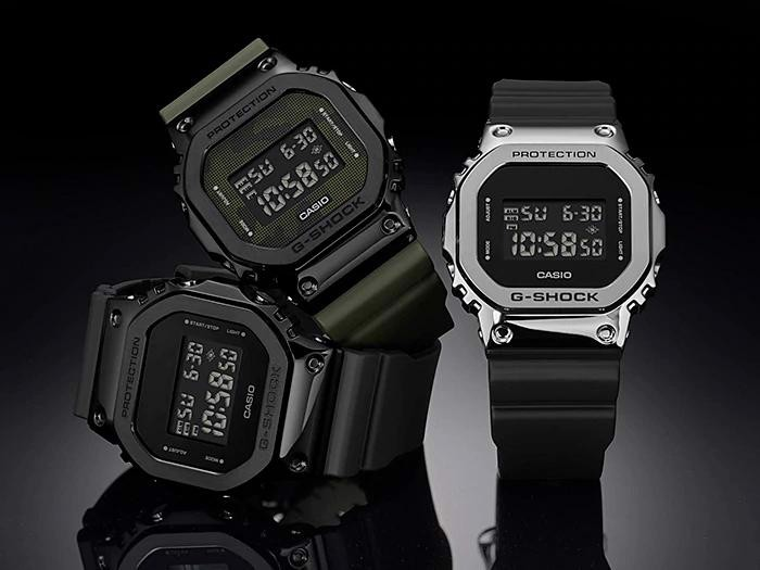 G-Shock GM-5600-1DR