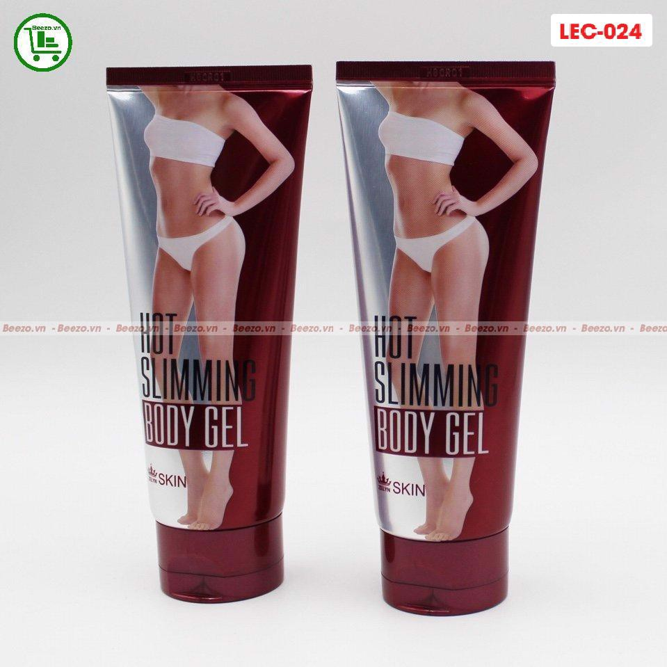 GEL TAN MỠ HOT SLIMMING BODY GEL ZELYN SKIN 150ML