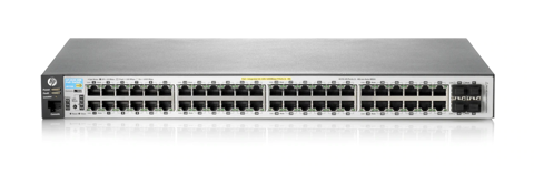 HPE Aruba 2530 48 PoE+ Switch - J9778A