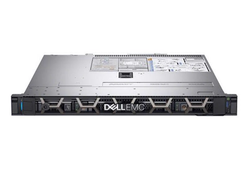 Máy chủ Dell PowerEdge R240, E-2134, Ram 8GB, 4x3.5