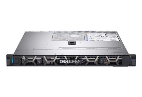 Máy chủ Dell PowerEdge R240, E-2124, Ram 8GB, 4x3.5