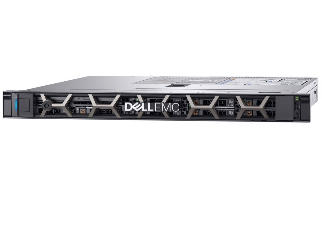 Máy chủ Dell PowerEdge R340, E-2124, Ram 16GB, 8x2.5