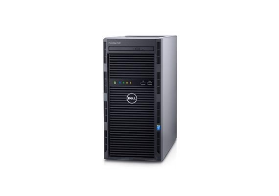 Máy chủ Dell PowerEdge T130, E3-1220 v6, Ram 16GB, 2x1TB SATA