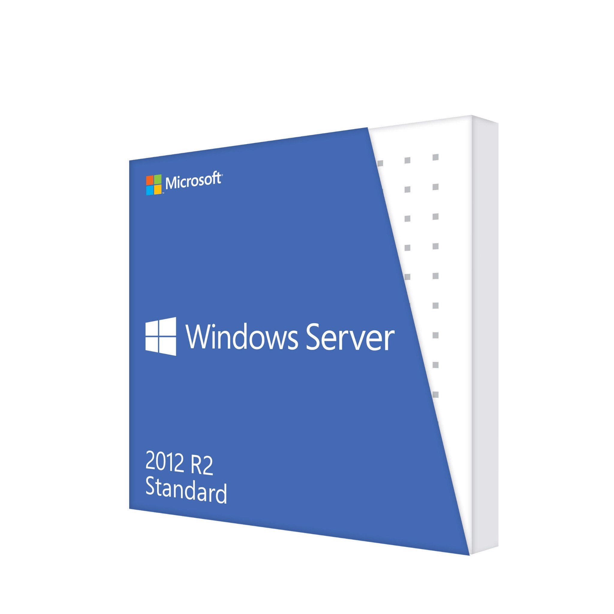 Windows Server Standard 2012 R2 x64