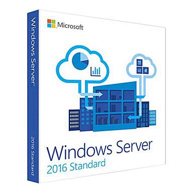 Windows Server Standard 2016 64 Bit