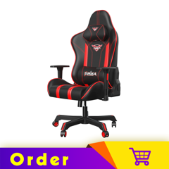 Eureka Gaming Colonel Series GC04 Home Office E-sport Chair, Ergonomic Design with Rocking Function